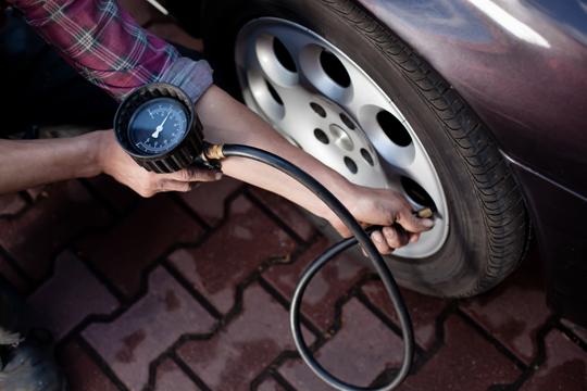 Proper Air Pressure For Tires