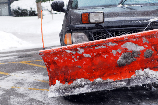 All about SnowDogg Snow Plows - Snow Removal
