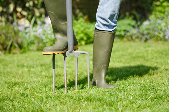 Ways To Aerate Your Lawn - Landscapers
