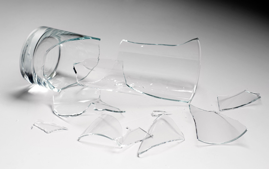 Can I Recycle Broken Glass?