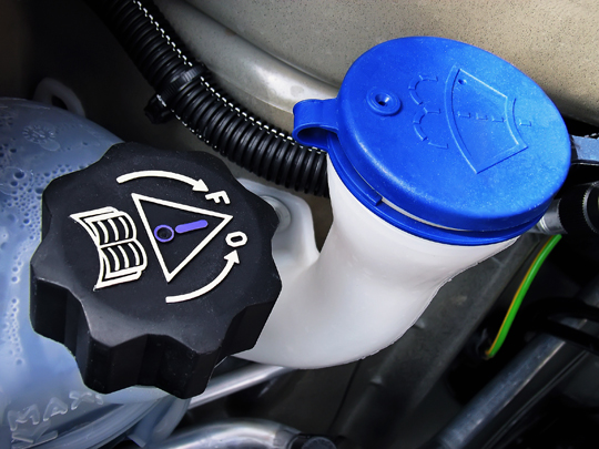Does My Vehicle Need A Fluid Flush?