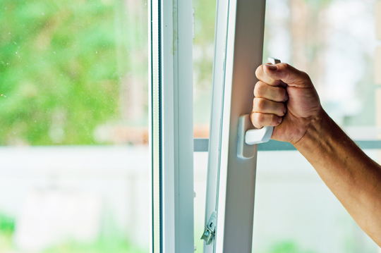 How To Stay Cool In The Summer Heat: Windows