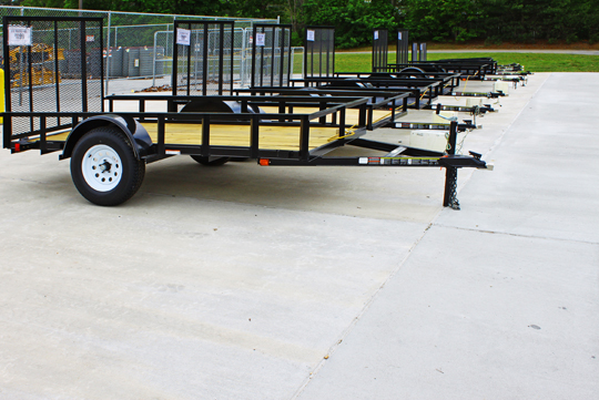 Lowes Utility Trailers - Towing
