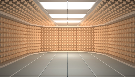 Soundproof Storage Facility