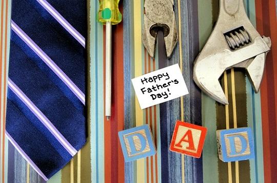 Happy Fuss Over Father's Day - Seva Call