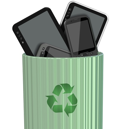 Recycle Cell Phones For Cash - Garbage Removal