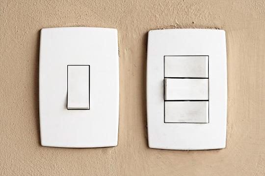 Wire 3 Way Light Switch