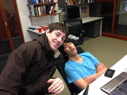 8 Interns : 2 Months : 1 Office - Meet Michael! - Seva Team