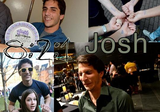 8 Interns : 2 Months : 1 Office -- Meet Josh! - Seva Team