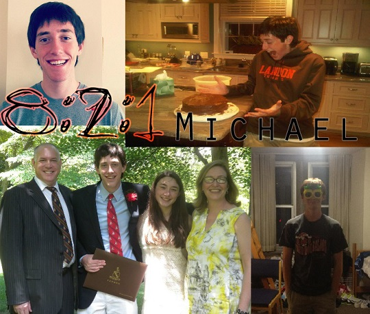 8 Interns : 2 Months : 1 Office – Meet Michael!