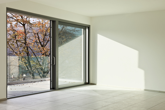 Weather Stripping on Sliding Doors