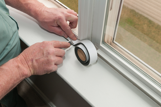 How to Replace Weather Stripping on Windows
