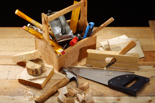 Carpentry Tools List - Handyman