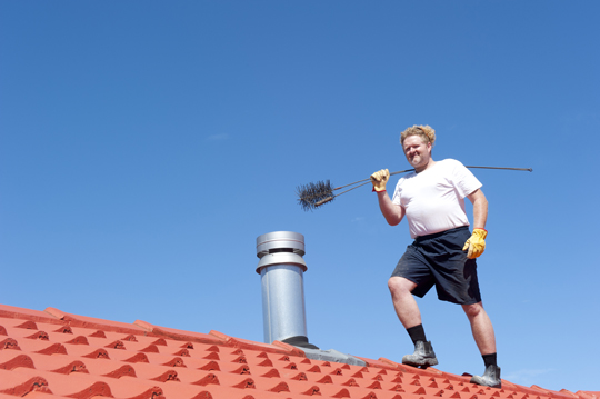 Chimney Sweep Cost Maid Services Talk Local Blog