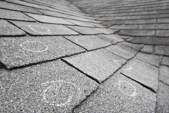 Exceptional Roof Valley Repair