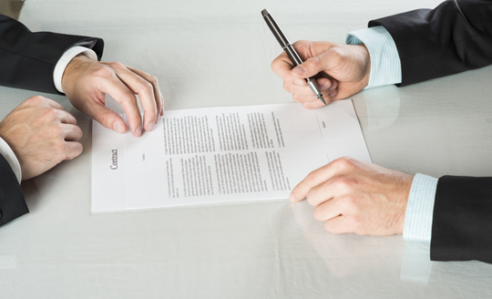 When Should I Ask for Help with a Contract?
