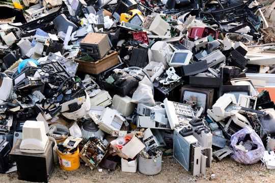 Where to Recycle Electronics for Cash