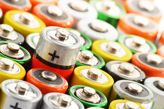 Free Battery Recycling - Garbage Removal