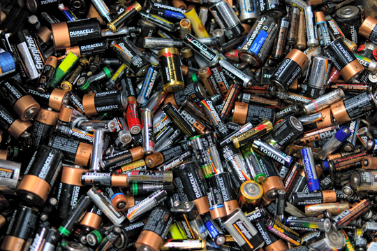Can Alkaline Batteries Be Recycled? - Garbage Removal