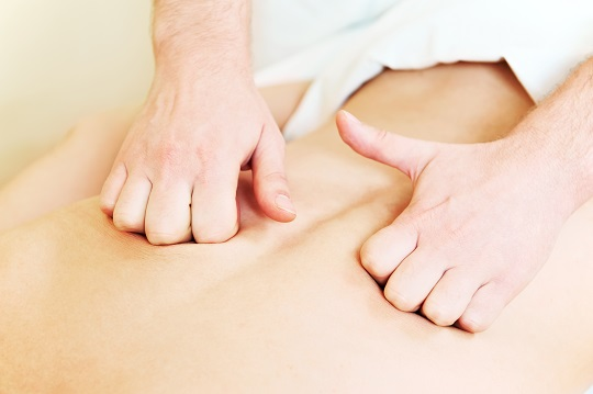 Deep Tissue Massage Pain