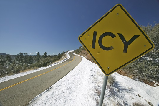 How To Remove Black Ice - Snow Removal