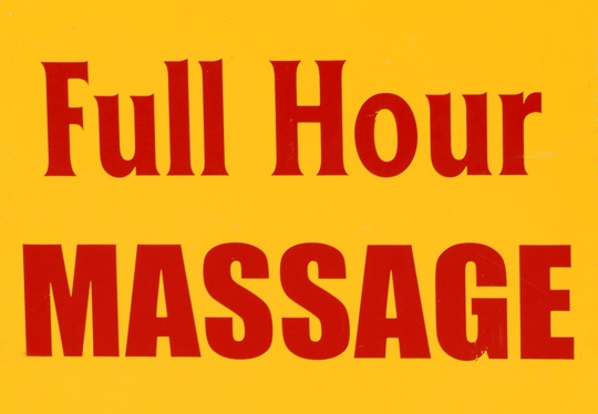 Massage Therapy Session Cost