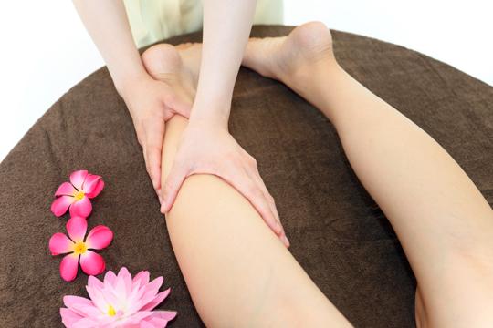 Asian Acupressure Massage
