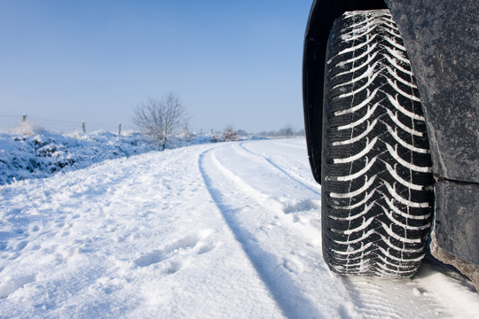 Snow Tire Tutorial