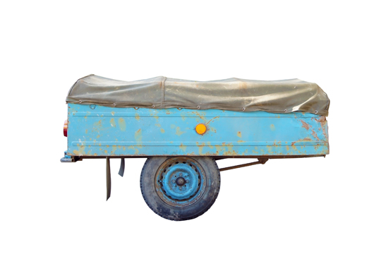 Renting Utility Trailers - Towing