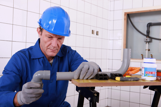 Small Bathroom Makeovers: HVAC - Heating and Cooling