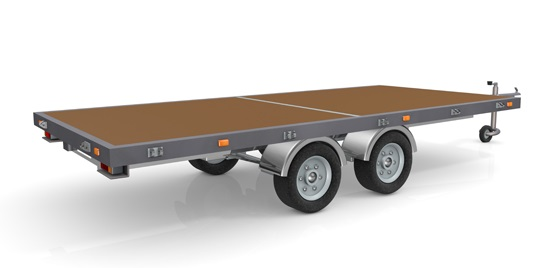 Trailers for Towing Cars - Towing