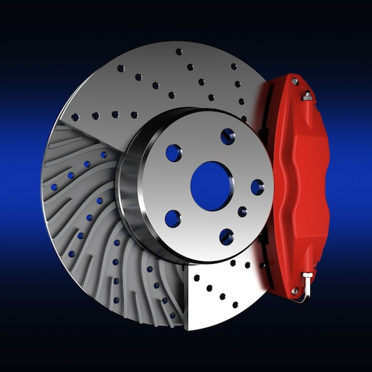 Replace Car Brake Pads