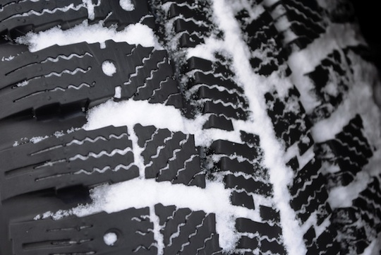 Snow Tires Effectiveness - Snow Removal