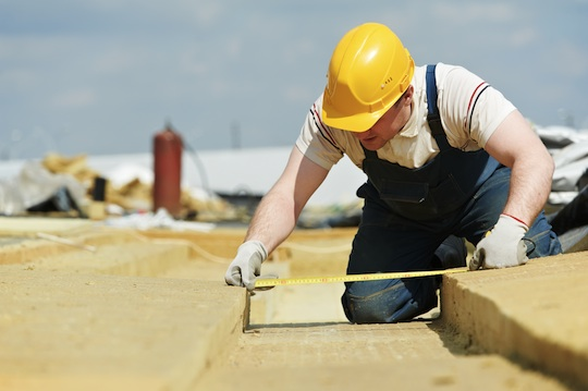 Flat Roofs Repairs - Roofing