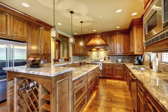 Types of Wood for Cabinets