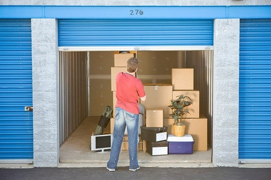 Storage Solutions for a Cleaner Home - Moving and Storage