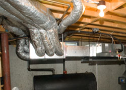 Heating Duct Parts