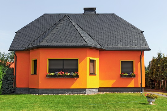 Types of Outdoor House Paint