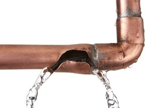 What to Do if Frozen Pipes Burst - Plumbers
