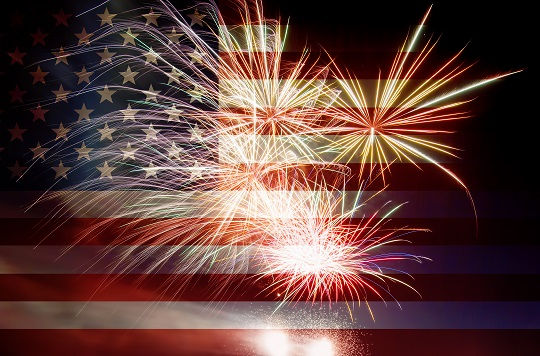 A Brief History of Celebrating July 4th in the USA
