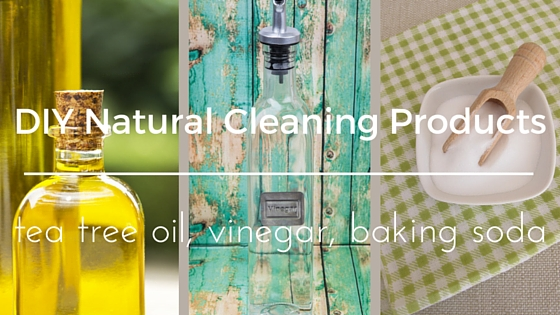 DIY Natural Cleaning Products
