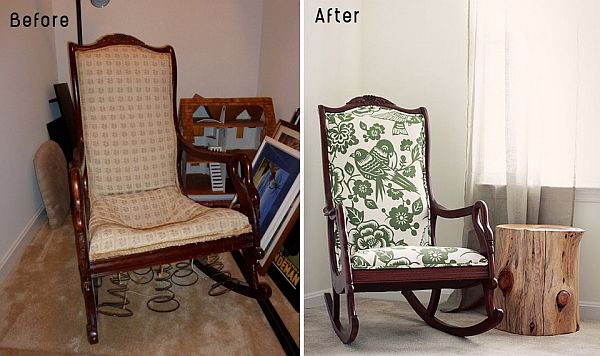 Reupholstering Chairs and Sofas: Make Your Old Furniture Like New