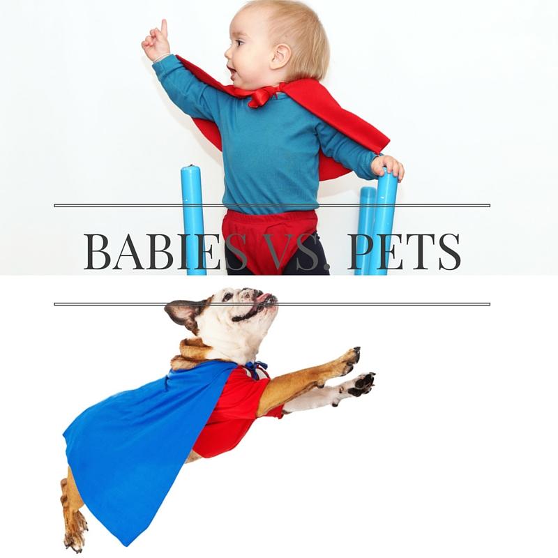 BABIES V PETS