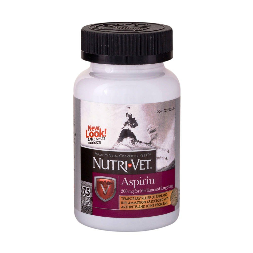 NutriVet Aspirin for dog pain