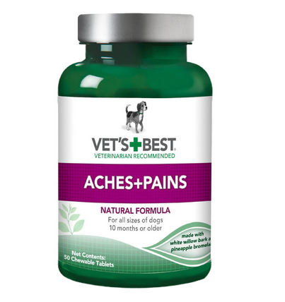 Vet's Best Aches + Pains