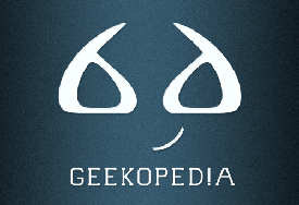 Geekopedia press logo