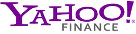 Yahoo Finance press logo