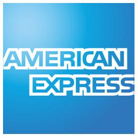 American Express press logo