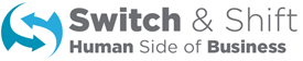 Switch and Shift press logo